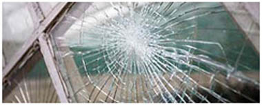 Bideford Smashed Glass